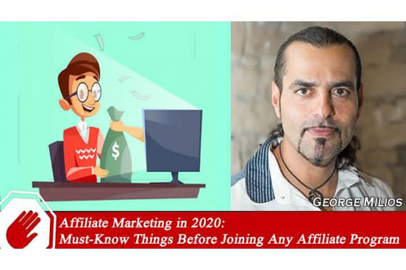 Must-Know Things Before Joining Any Affiliate Program in 2021