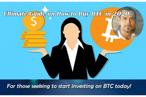Ultimate Guide on How to Buy Bitcoin -  Start investing on BTC