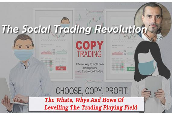 Social Trading Revolution: Copy Trading and Investing platforms