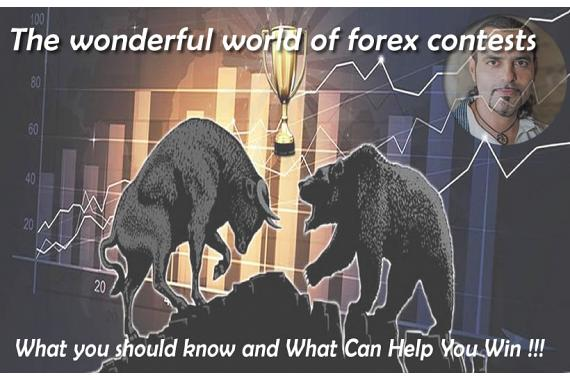 The wonderful world of forex contests. Live and demo competition