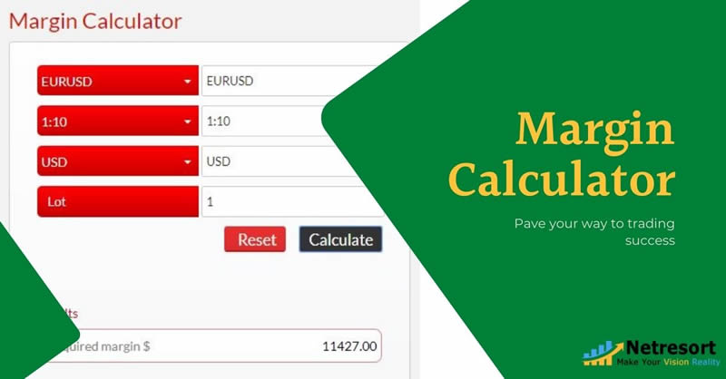 Forex Calculators - Margin  Calculator